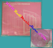 CD singolo Mr. Pink Presents The Program Love & Affection NSCD 198 SIGILLAT(S31)
