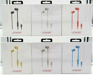 Beats by Dr. Dre urBeats3 Lightning Connector In Ear Headphones Apple Earphones