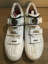Bontrager RXL Road Shoes 47 White Carbon