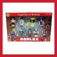 SET LOT 9 FIGURINES FIGURE LEGENDS OF ROBLOX JEU JOUET ENFANT GAME TOYS KIDS