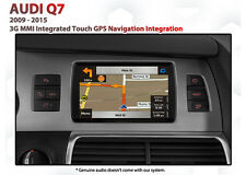 AUDI Q7 3G MMI Touch GPS OEM Grade Nav Upgrade with Latest GPS Map