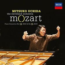 Mozart / Uchida / Th - Piano Concertos Nos 18 & 19 [New CD]