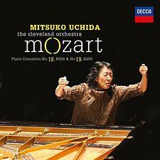 Mozart / Uchida / Th - Piano Concertos Nos 18 & 19 [New CD]