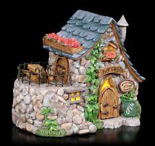 Elfen Haus - Ivy Tavern - Fantasy Feenhaus Garten Wohndeko
