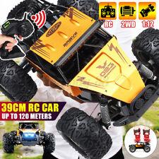 60km/h RC Monster Truck Ferngesteuertes Auto Hochgeschwindigkeit Spielzeu DE