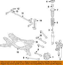 FIAT OEM 17-18 124 Spider Stabilizer Sway Bar-Rear 68313171AA