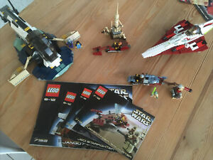 Lot Lego Star Wars Episode 2
