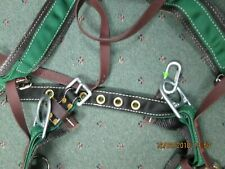 Buckingham 1324-X Climbing Belt size large to X large.