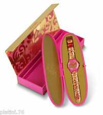 SWATCH ART SPECIAL SUOZ200S FUTURING BY EVA & ADELE LIMITED NUMBERED ED.585pz