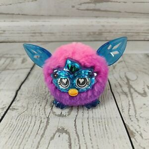 Hasbro Baby Furby Boom Mini Furbling Crystal Blue 2013