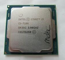 Intel i3-7100 3.90GHZ/3MB, Intel LGA1151, SR35C CPU