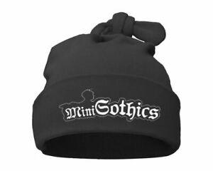 Baby Knoten-Mütze Mini-Gothics