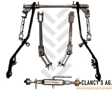 Kubota 3PL (3 Point Linkage) Kit to suit Category 1 Compact Tractors. New.