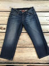 Lucky Brand Womens Jeans Classic Fit Crop 8/29 Ol Washington Wash VGC