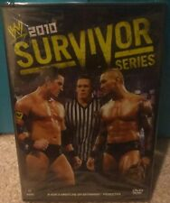 WWE: Survivor Series 2010 DVD Brand New