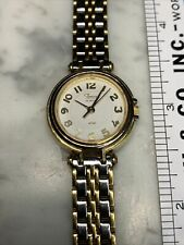 Timex A9 Womens Watch, Gold & Silver Tone- P/77/20