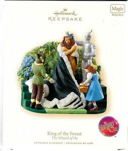 Poinçon Souvenir Ornement 2007 King Of The Forest, Wizard De OZ