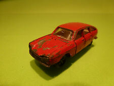 MAJORETTE 1:65 MAJORETTE CITROEN GS - RED - RARE SELTEN - NICE CONDITION