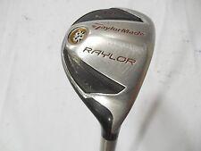 Used  Taylormade Raylor Hybrid 19* Reax 65 Gram Senior Flex