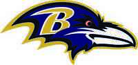 BALTIMORE RAVENS Vinyl Decal / Sticker ** 5 Sizes **