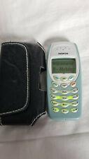 Nokia  3410 - Weiß/Blau (T-Mobile Simlock) Handy