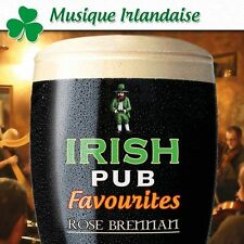 CD Musique irlandaise - Irish Pub Favourites