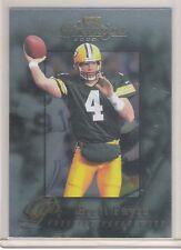 2000 Playoff Prestige Prestige Performers Brett Favre Card 1282/2500 Made