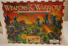 Weapons & Warriors  Castle Seige Game Pressman, 1995
