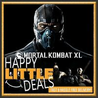 Mortal Kombat XL PC STEAM GAME GLOBAL (NO CD/DVD!) Fast Delivery!