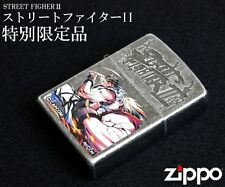 ZIPPO Ryu Ken Street Fighter 2 CAPCOM StreetFighter2