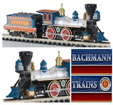 BACHMANN 51174 LOCOMOTIVA a VAPORE JUPITER CENTRAL PACIFIC OLD-WEST BOX SCALA-N