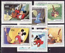 Mongolia - MNH - Walt Disney