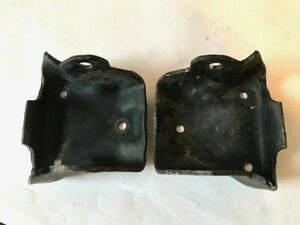 1973 - 1986 GMC CHEVY 2WD TRUCK 305 327 350 400 CLAMSHELL ENGINE MOTOR MOUNTS