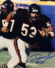 Dan Rains 19985 Chicago Bears signed 8x10 photo SB XX