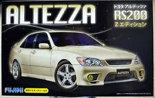 Fujimi 039503 1998 Toyota Altezza RS 200 Lexus IS 200 JDM 1:24