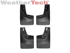 WeatherTech No-Drill MudFlaps for Chevy Silverado - 2014-2017- Front/Rear Set