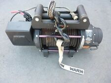 WARN 24 VOLT TOW TRUCK HEAVY DUTY INDUSTRIAL WINCH WITH NO CONTROLLER  # 80907
