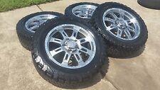 "20"" Toyota Tundra 2017 TSS TRD Silver wheels rims BFG KO2 tires 2014 2015 2016"