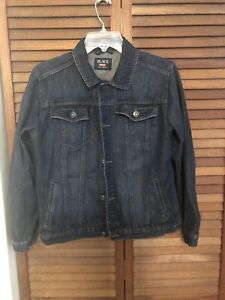 Place boys Jean jacket Size XX large 16