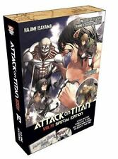 Attack on Titan 19 [With DVD] (Mixed Media Product)