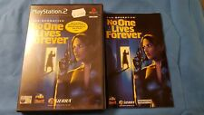 The Operative: No One Lives Forever Ps2 Playstation 2 CIB - PAL