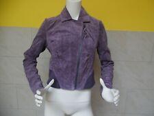 SANDWICH jolie veste courte 100% cuir taille 36 neuve