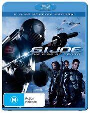 G.I. Joe - The Rise of Cobra (Blu-ray, 2013, 2-Disc Set)