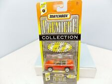 Matchbox Premiere Mitsubishi Spyder - Red - Near Mint - Vintage Real Rider