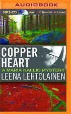 Maria Kallio: Copper Heart 3 by Leena Lehtolainen (2016, MP3 CD, Unabridged)