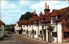 Postcard ~1970 Sonning Village Street View Post Card Great Britain Ansichtskarte