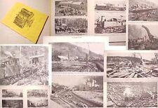 Good years PA LOGGING history Railway saw mill Austin Galeton Medix Run Norwich
