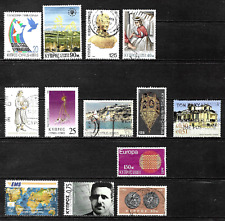 Cyprus .. Great postage stamps .. 3087