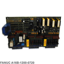 FANUC PCB - AC SERVO CONTROL DIGITAL A16B-1200-0720