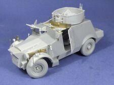 1/35th Resicast WWII British Morris C9 armored car